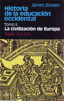 Historia de la educación occidental. Tomo II